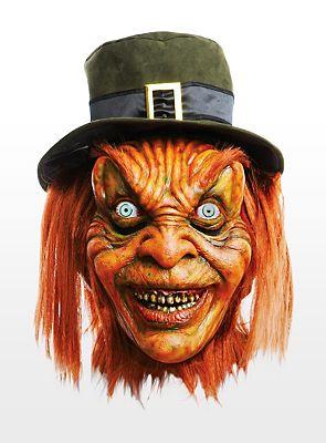 Origineel Leprechaun Masker.