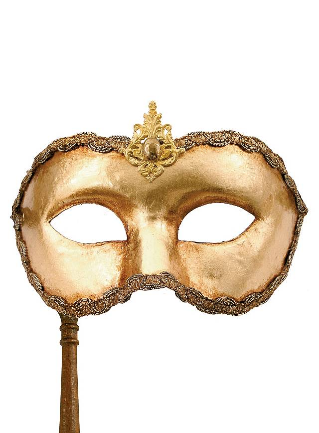 Venetiaans Masker Stok Masker Maskers Pruiken